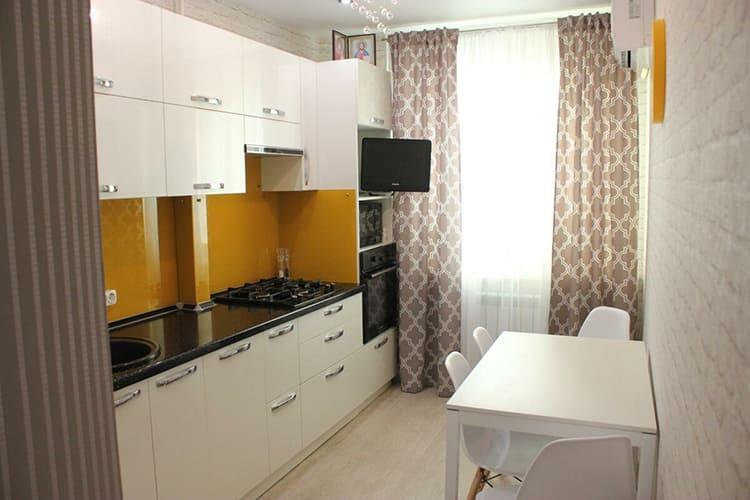 Оригинальные идеи и фото дизайна кухни 6 м²