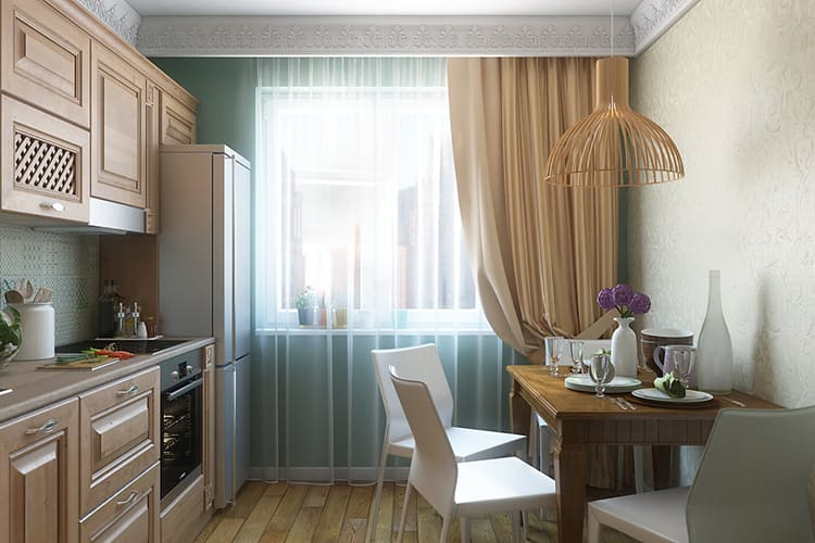 От грамотно расставленной мебели зависит комфортность её использованияФОТО: vplate.ru