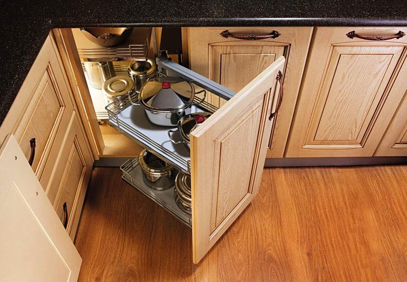 5 идей хранения вещей на кухне