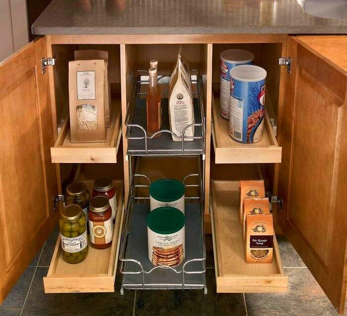 Ваша кухня может обрести «второе дно»
