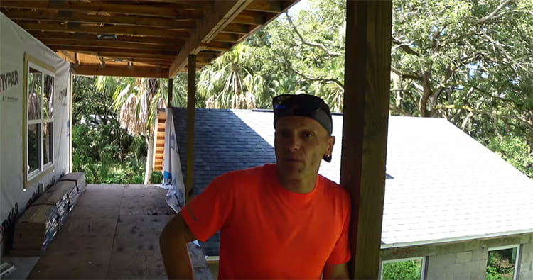 Как я сам построил дом в Америке - моя история переезда в США