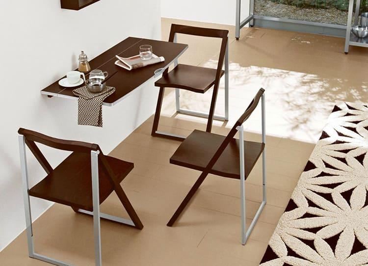 Трансформируемая мебель поможет значительно сэкономить пространствоФОТО: medifile.unistica.com