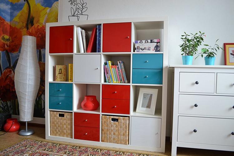 Комбинированная система хранения игрушекФОТО: legko.com