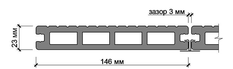 Размер зависит от производителяФОТО: dosku.by