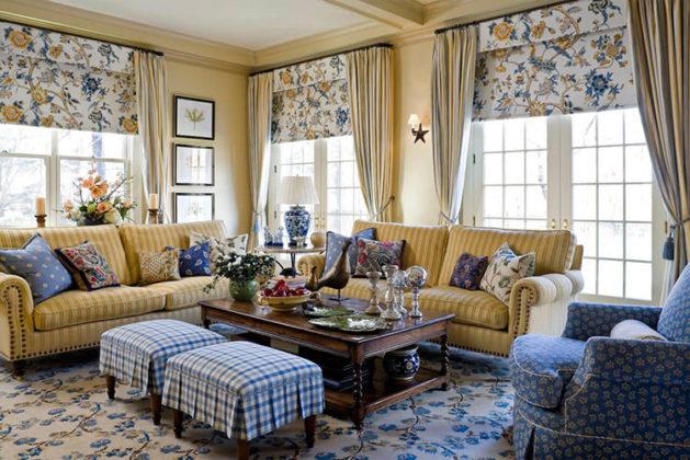 Со вкусом подобранный текстиль способен полностью преобразить интерьерФОТО: avatars.mds.yandex.net