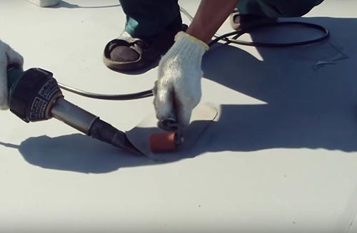 Ремонт мягкой кровли: практические рекомендации и технология работ