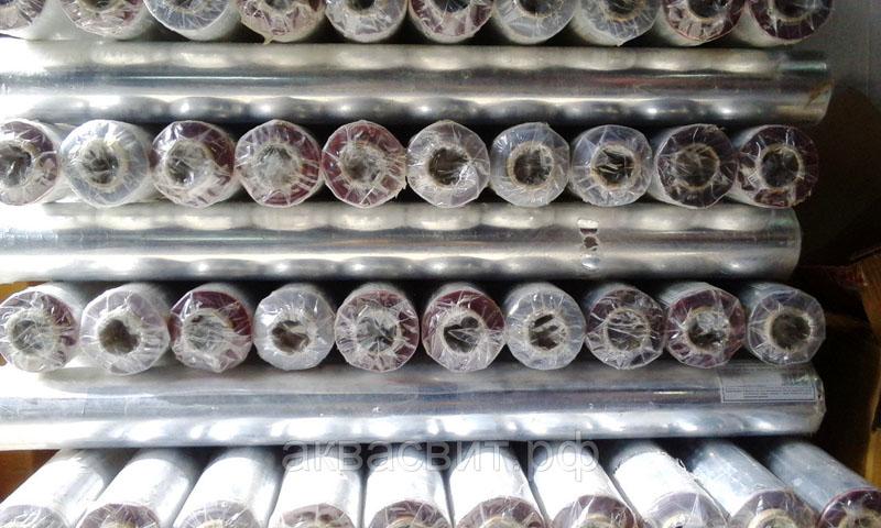 На каждой единице товара имеется этикетка с указанием типа материала, состава и срока эксплуатации
