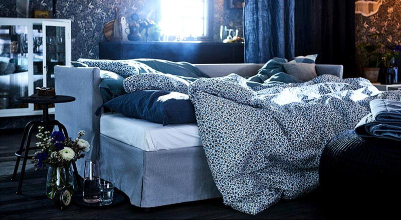 Не каждому нужны две наволочки. Кроме того, качество такого постельного белья всегда на высоте