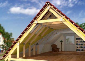 Утеплитель для крыши: виды, выбор