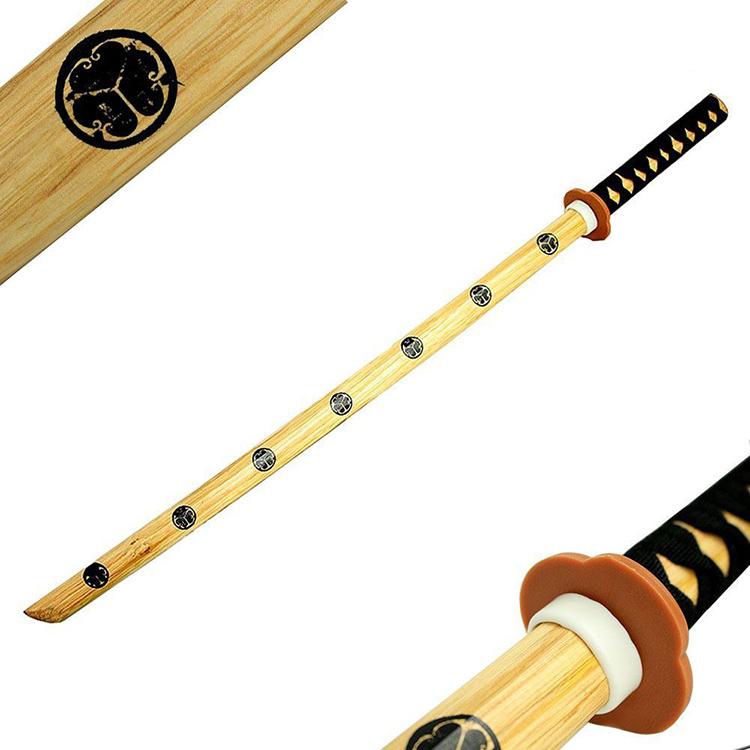 Японский тренировочный меч- боккен из дереваФОТО: i.ebayimg.com