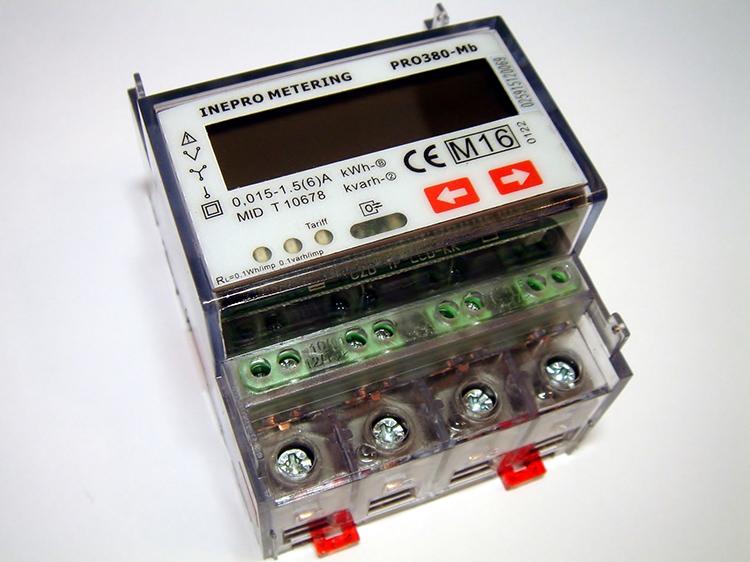 Такие счётчики в России встречаются редкоФОТО: elektrikaup.ee