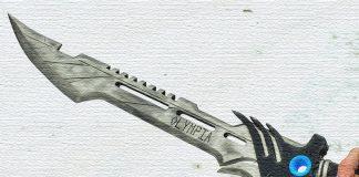 Оружие настоящих воинов: как сделать меч из дерева и других материалов