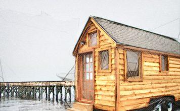 Как сэкономить на гостиницах в отпуске: дом на колёсах своими руками