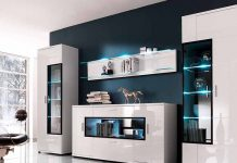 Обновляем интерьер: критерии выбора корпусной мебели для гостиной