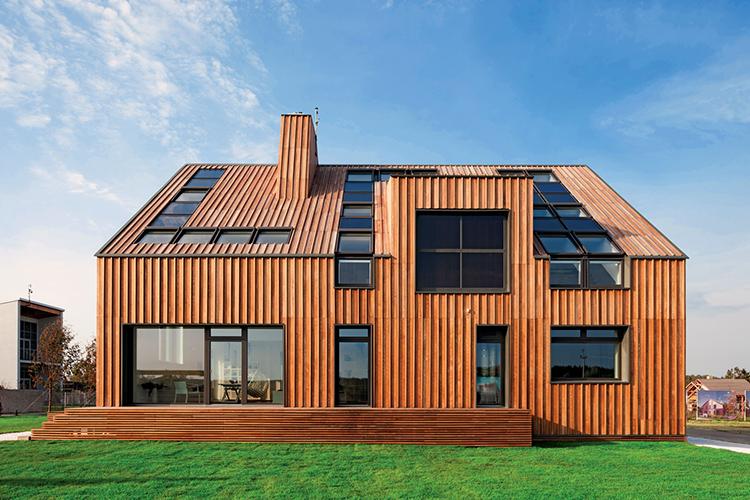 Древесина – один из лучших материалов для строительстваФОТО: ppu-house.ru