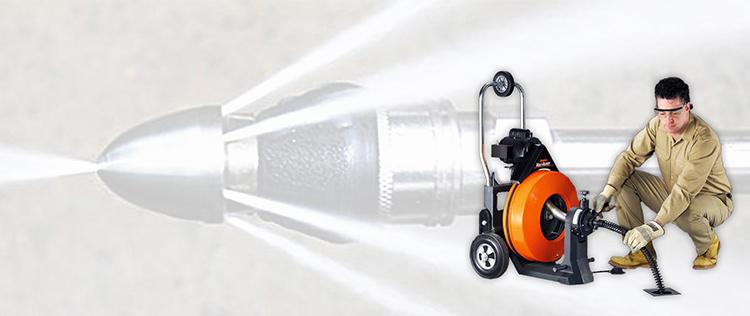 Специальная насадка обеспечивает подачу тонких струй под высоким давлениемФОТО: santeh-elektrik.ru