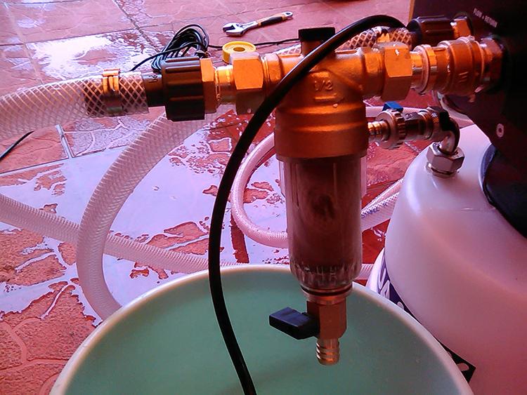 Для обработки используется специальное оборудованиеФОТО: обслуживание-отопления.рф