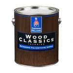 Sherwin Williams Wood Classics Waterborne Polyurethane Varnish