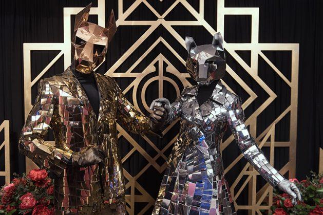 Диски тоже могут стать основой для создания карнавального костюмаФОТО: prazdnik-ks.ru