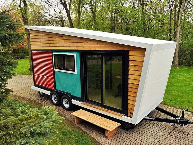 Такой домик используется только на стоянкахФОТО: smarthomemaking.com