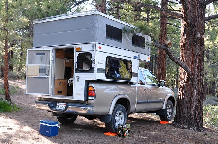 Фото: tripsavvy.com. Не очень удобно, но переночевать можно