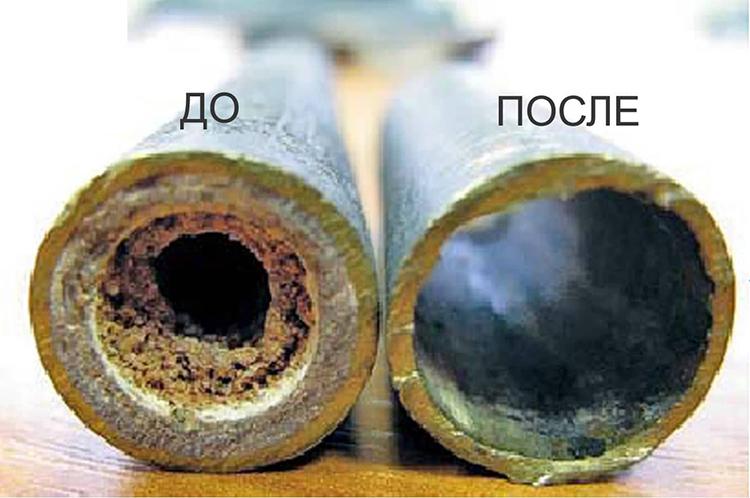 После заливки химического реагента в отопительный контур надо выждать некоторое времяФОТО: нетзасоров.рф