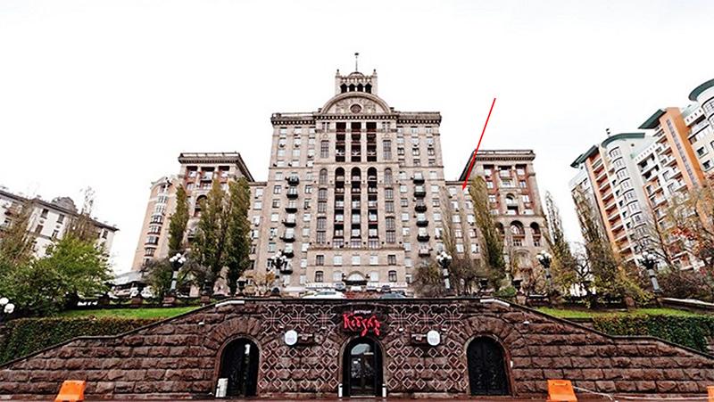 Именно здесь живёт любимец публики Андрей Данилко