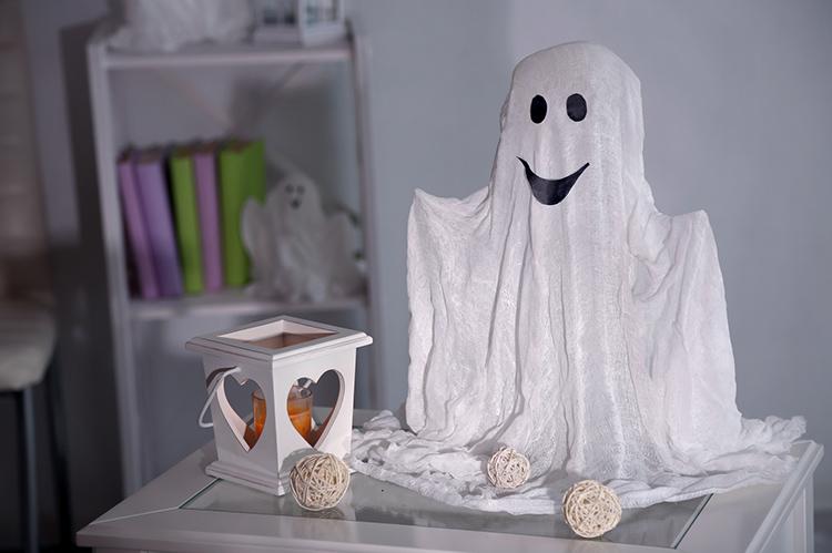 Вот такое милое приведения наверняка понравится вашим гостям и домашнимФОТО: v.img.com.ua
