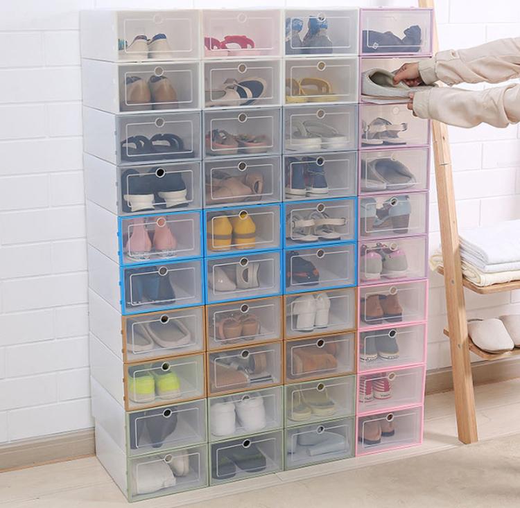 Особенно эффектно такие боксы смотрятся в гардеробных.ФОТО: ru.aliexpress.com