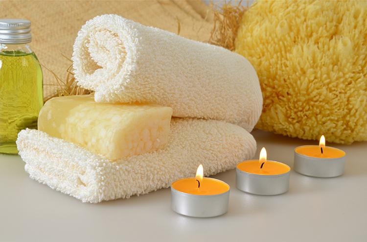 Таким же способом можно избавиться от проблемы неприятного запаха полотенец, к примеру, от излишка влаги.ФОТО: wallbox.ru
