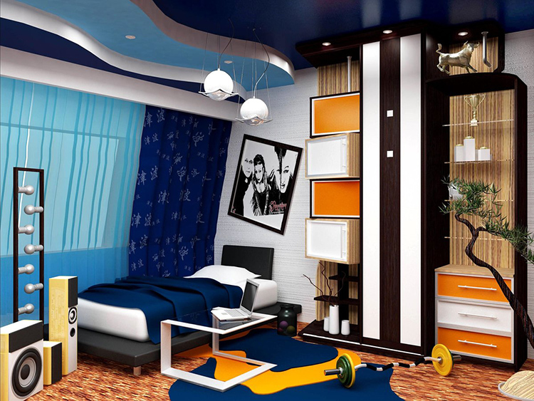 Обустроить подростковую комнату — задача не из простыхФОТО: avatars.mds.yandex.net