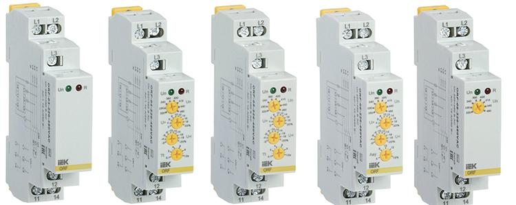 Реле контроля фаз защищает оборудование от перепадов и других неполадок в сетиФОТО: elektromehanika.ru