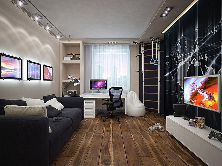 В комнате для подростка должно быть много светаФОТО:avatars.mds.yandex.net