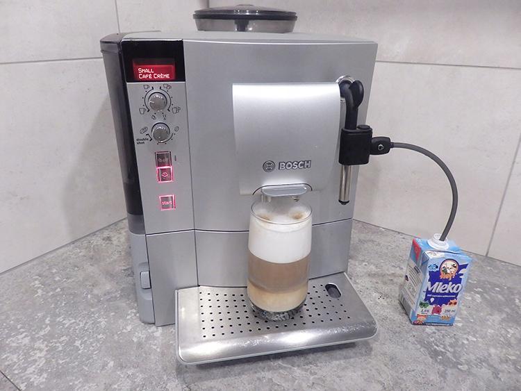 Bosch TIS30321RW VeroCup 300 - истинно немецкое качествоФОТО: coffeeshop.101kofemashina.ru