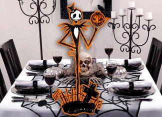 Жутко весело и красиво – простые идеи для оформления дома на Хэллоуин