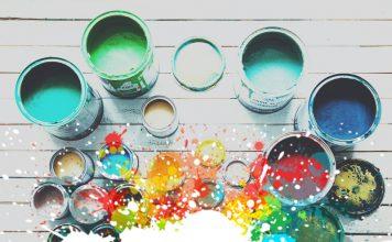 Добавим яркости окружающему миру: как и где используется меловая краска