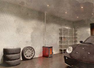 Выбираем печь для гаража: изучаем доступные виды, отбираем подходящие, изготавливаем лучшие варианты