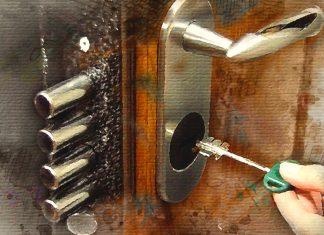 Сам себе ремонтник: замена личинки дверного замка своими руками