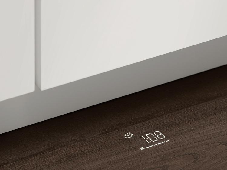 У некоторых посудомоечных машин отсчитывается времяФОТО: stilnos.com
