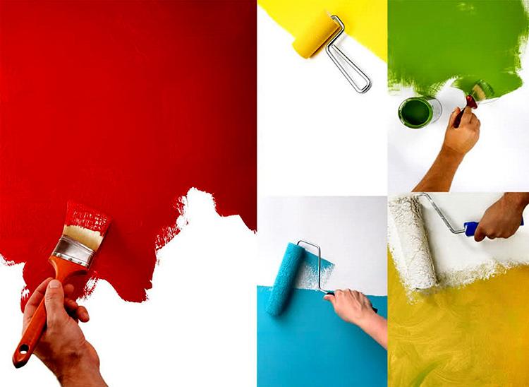 Цветовая гамма достаточно большаяФОТО: vmirekraski.ru