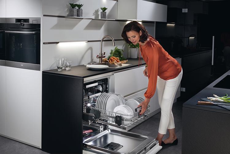 Расход воды у посудомоечной машины должен быть минимальнымФОТО: anika.by