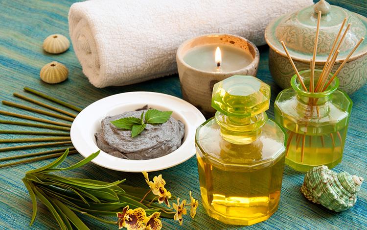 Ароматические масла помогут расслабиться и снять нервное напряжениеФОТО: sunhome.ru