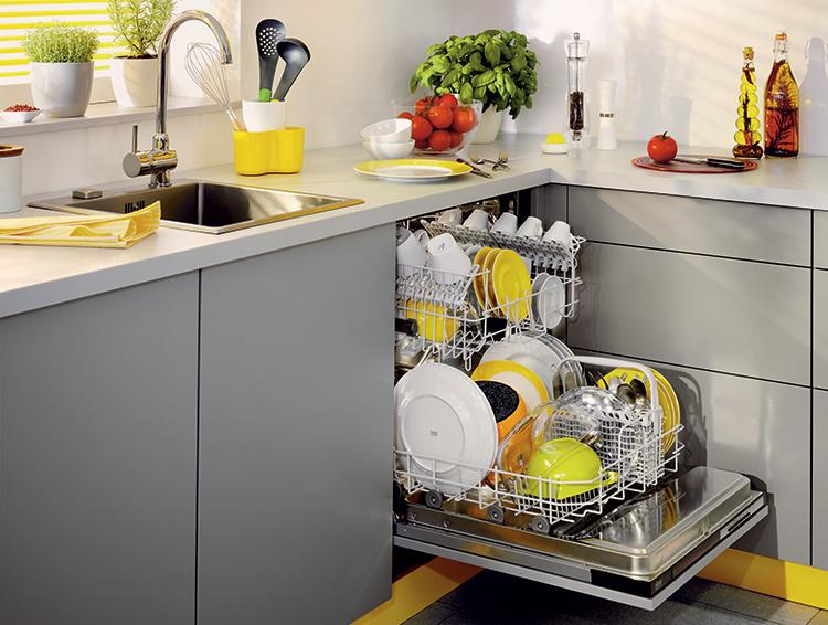 Уровень шума влияет на удобство пользования посудомоечной машинойФОТО: anika.by
