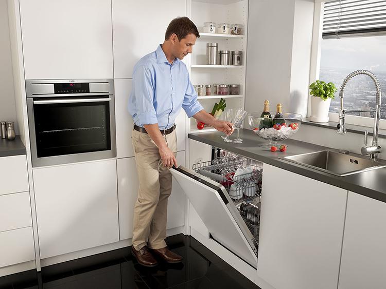 Исполнение посудомоечной машины может отличатьсяФОТО: elektro.net
