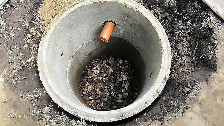 При таком устройстве чистка стоков требуется не так частоФОТО: kanalizaciya1.ru