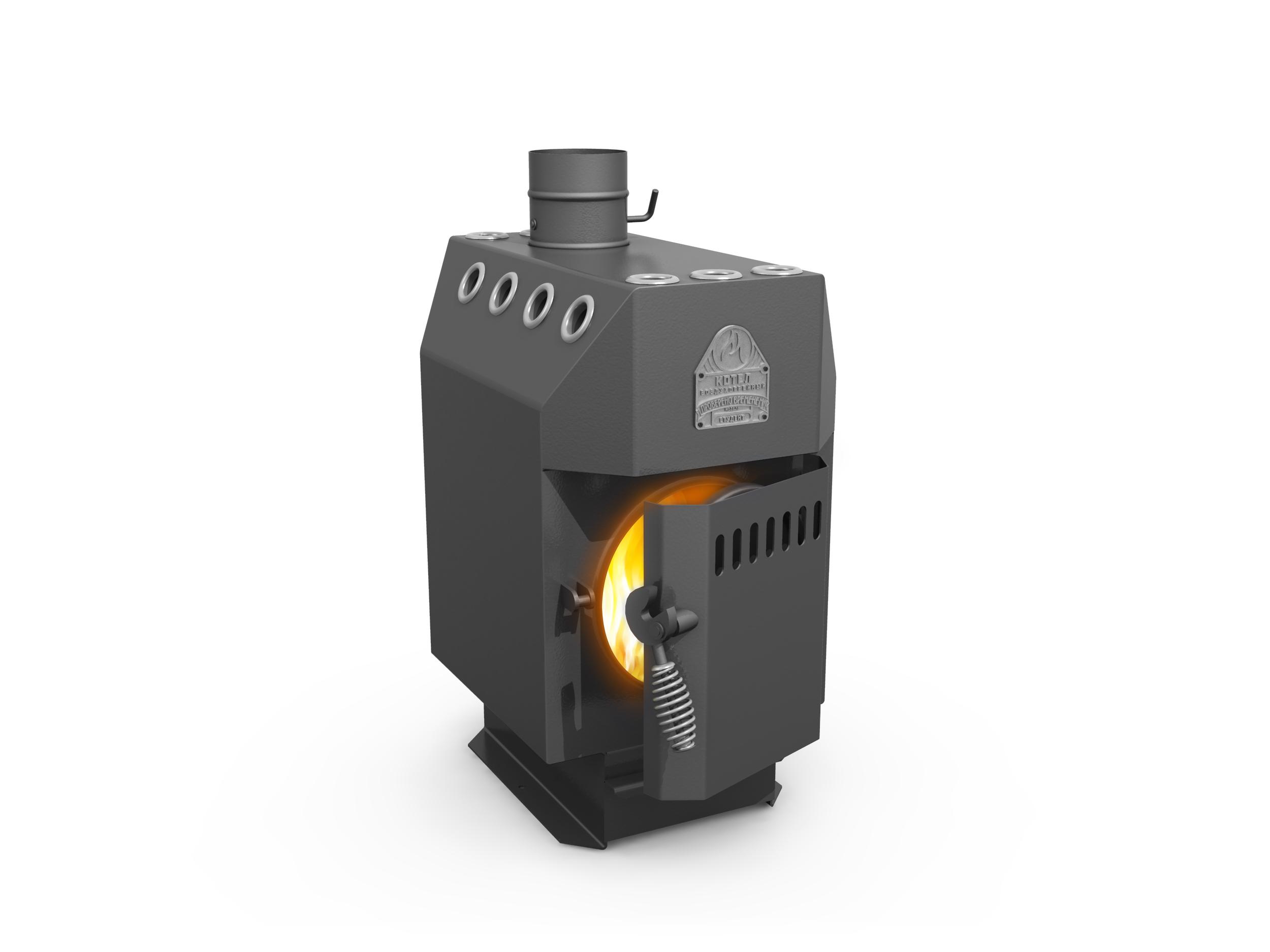 Печи, работающие на угле, достаточно эффективныФОТО: spa-building.com