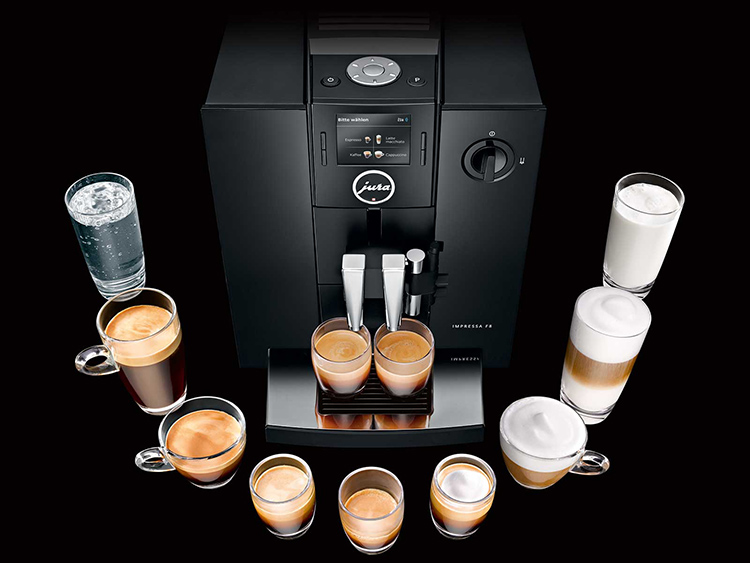 Чем больше рецептов «знает» кофемашина, тем лучшеФОТО: shopswell.com