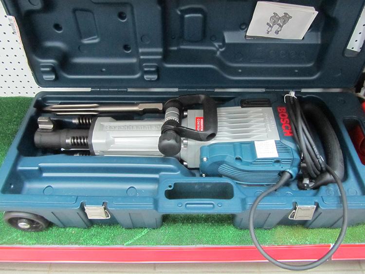 Bosch GSH 16-30 Professional – высокотехнологичный инструмент, созданный для профессионаловФОТО: toolprokat43.ru