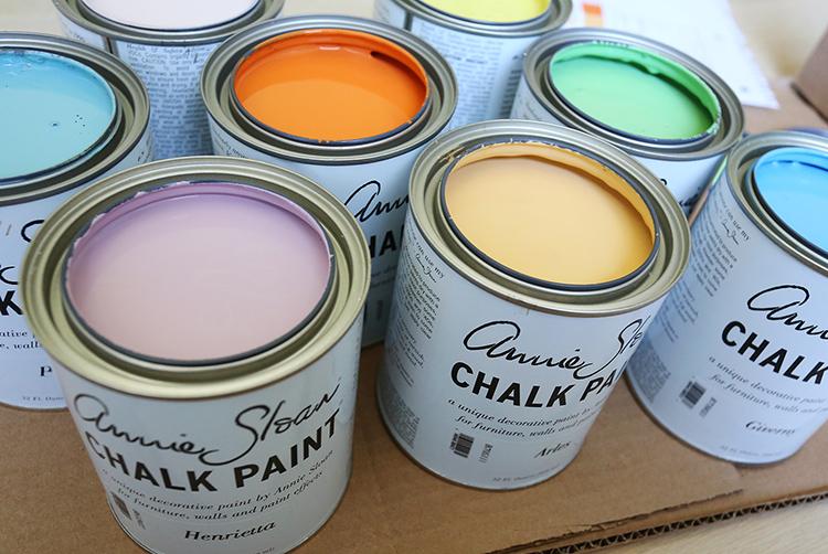 Соотношение компонентов Chalk Paint остаётся в секретеФОТО: wisediy.com
