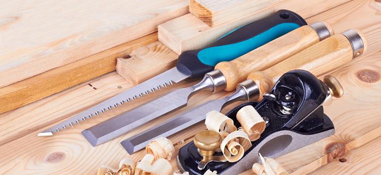 Минимальный набор для изготовления деревянного ножаФОТО: eastwoodscarpentry.co.uk